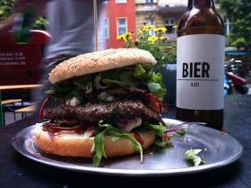 Aftensmad i Kreuzberg