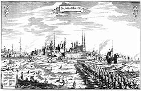 1640 Den store kurfyrste lægger fundamentet for Preussen