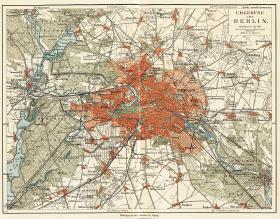 1889 - In and around in Berlin