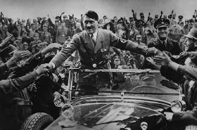 1933 - Det tredje rige. Nazisterne får magten