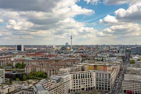 Forlænget weekend for 3 venner i Berlin