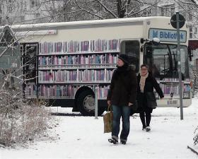 Biblioteker og arkiver i Berlin - Berlin for bogorme