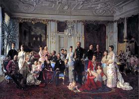 Er det danske kongehus en tysk historie?
