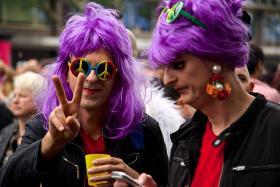 Juni Berlin Pride Festival og CSD