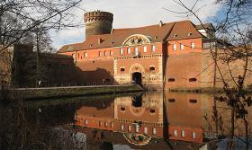Citadellet i Spandau - borgmure, flagermus og Danmarks fødsel