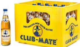 Club-Mate – moderigtig koffeinskud i Berlin