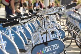 Hurtigt omkring med smarte cykler