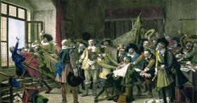 Dick Harrison: Trediveårskrigen - En europæisk katastrofe 1618-1648.