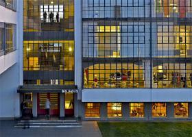 Dessau – her blev Bauhaus født
