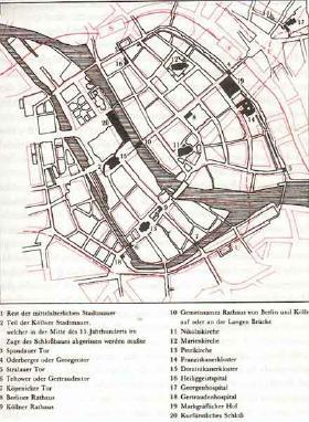 1411 - 1701 Berlin bliver kurfürsternes hovedstad
