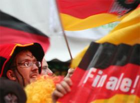 2006: Europamesterskaberne i fodbold markerer et nyt Tyskland