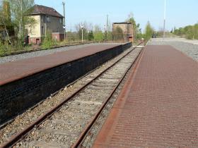 Platform 17 – til minde om mere end 50.000 jøder der blev deporteret