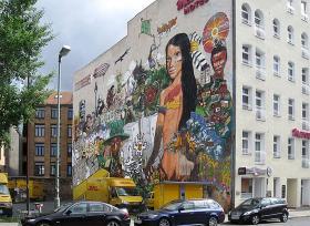Urban Nation – Verdens største museum for street art