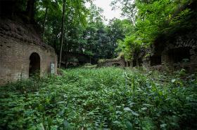 Fort Hahneberg - den yderste fæstning i Berlin