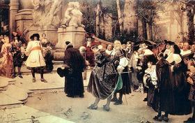 Huguenot museet - Den dag Huguenotterne kom til byen