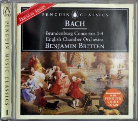 1721 - Brandenburg koncerterne af J.S. Bach