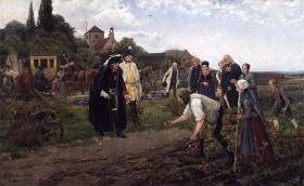 1896: Robert Müller: Kongen over det hele