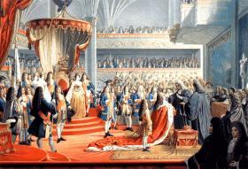 1701 - 1797 Skæve Fritz, Soldaterkongen og Alte Fritz - Berlin bliver hovedstad