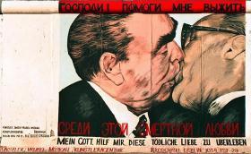 1990: Dimitri W. Wrubel: Kysset på Muren