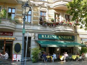 Kneipen - Berlins traditionsrige ølhuler
