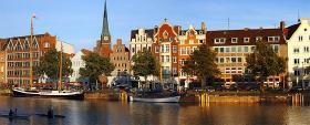 Lübeck – den elskelige perle ved Traves bredder