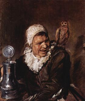 1635: Malle Babbe – den hollandske landsbytosse