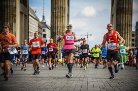 Berlin Marathon - I det lange løb
