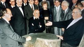 1990 3. oktober: Die Wende og genforeningen