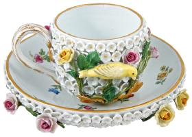 Meissen og det fine porcelæn