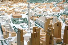Modelbyer i Berlin - lidt guf for byplanlæggere og drømmere