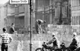 1961-1989 Berlinmuren