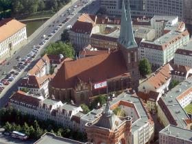 Nicolaikirche – museum og hjertet af Berlin