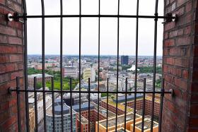 Panoramapunkt - det alternative udsigtspunkt fra Potsdamer Platz