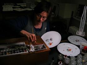 Kongeligt porcelæn fra Berlin - besøg fabrikken og en håndlavet tradition