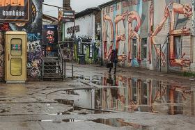 RAW - Plads til kunstnerne og alternativ kultur i Berlin