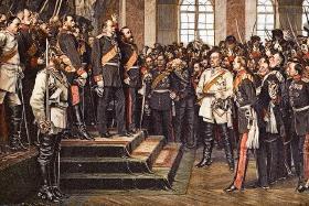 1871 - 1915 Gründerkrise og Wilhelmine. Det nye Tyskland