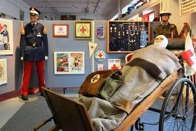 Røde Kors museet i Friedenau