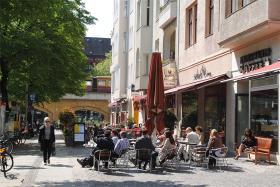 Westend på langs - Shopping med stil