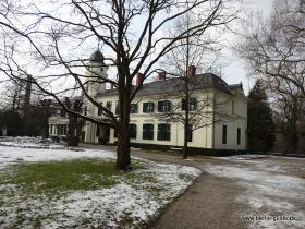 Schloss Britz - Lille fint slot med museum i Neukölln