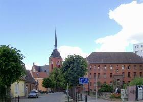 Schwedt - Stilhed ved Oderflodens bredder