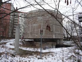 Schwerbelastungskörper - Hitler og Speers store betonklods
