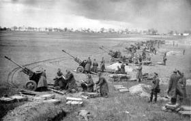 På sporet af kampene om Seelower Höhen i foråret 1945 (60 km Ø)