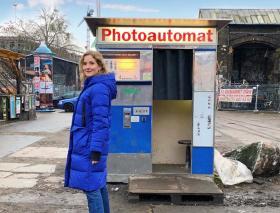 Caroline Sølver om Drømmen om Berlin