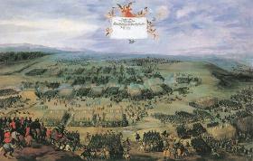 1618 - 1648 Trediveårskrigen