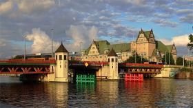Stettin - Polsk storby på kanten til Tyskland