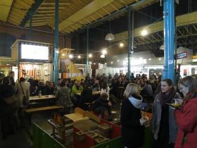 Streetfood i Berlin - mad i maven på gaden