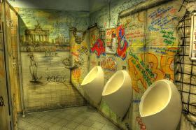 Toiletter i Berlin - de gule sider
