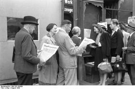 Aviser og blade i Berlin