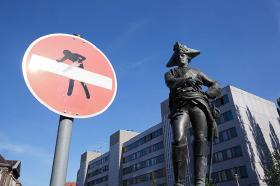 Zietenplatz – fuld af døde preussiske generaler