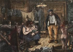 1900: Heinrich Zille und sein Miljöe